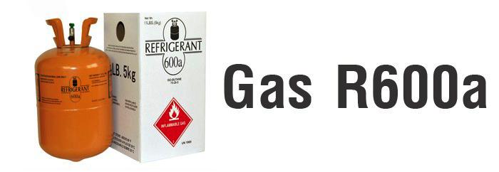 gas r600a an toàn cho môi trường