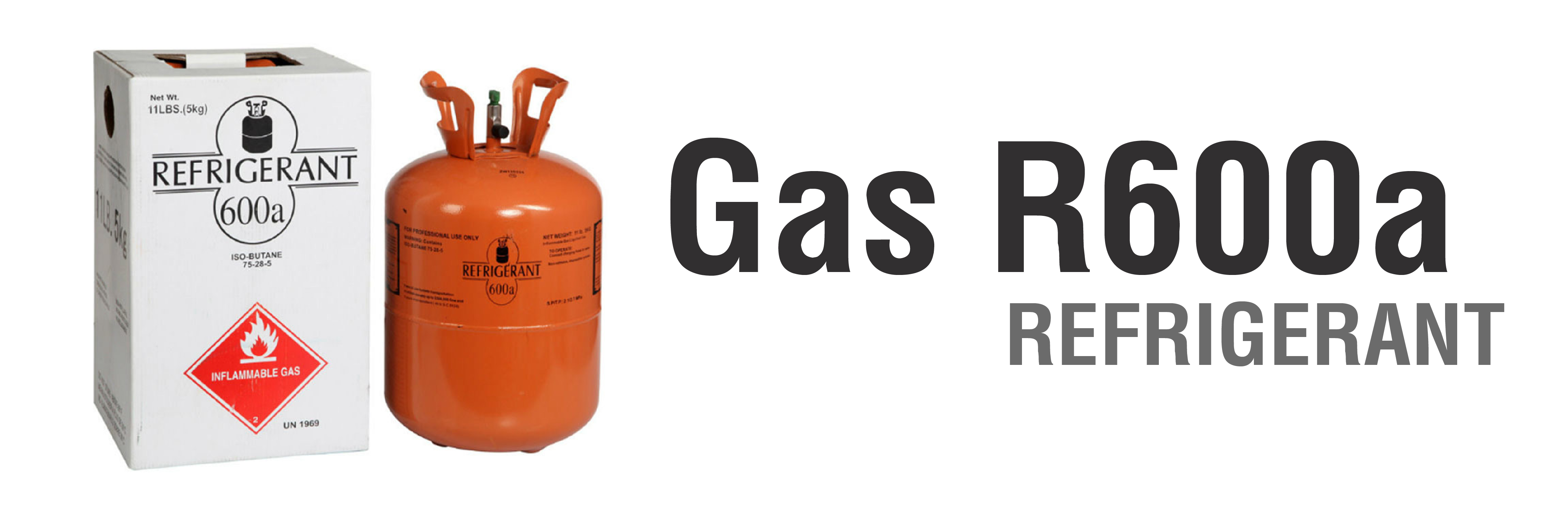 Gas R600a an toàn, bảo vệ môi trường